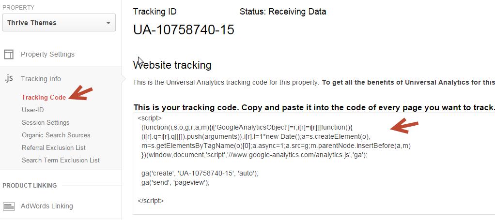 tracking_code_analytics