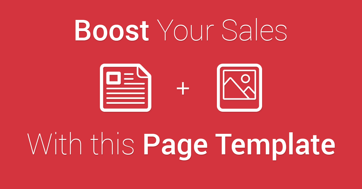 sales page template breakdown ultimate hybrid long form sales page