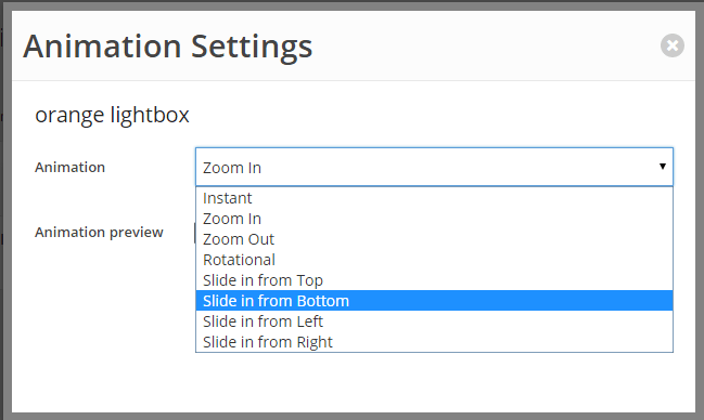 How to Set the Display Settings for Your Form