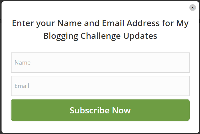 """By default I'll be given the standard lightbox template, but by going to """"Thrive Leads Settings"""" and then """"Choose Opt-in Template"""" I can choose another ..."""