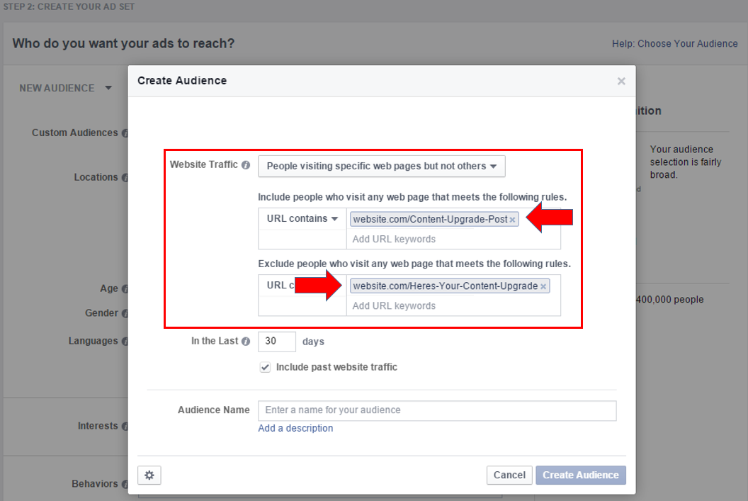 how to get post id from facebook ad
