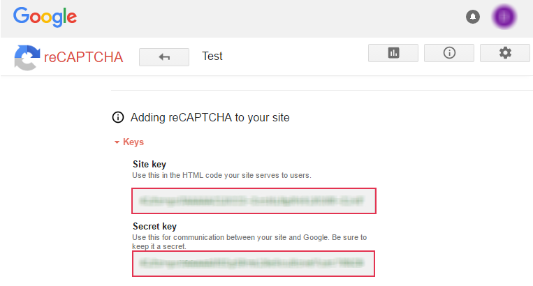 How to Set Up reCAPTCHA for Thrive forms