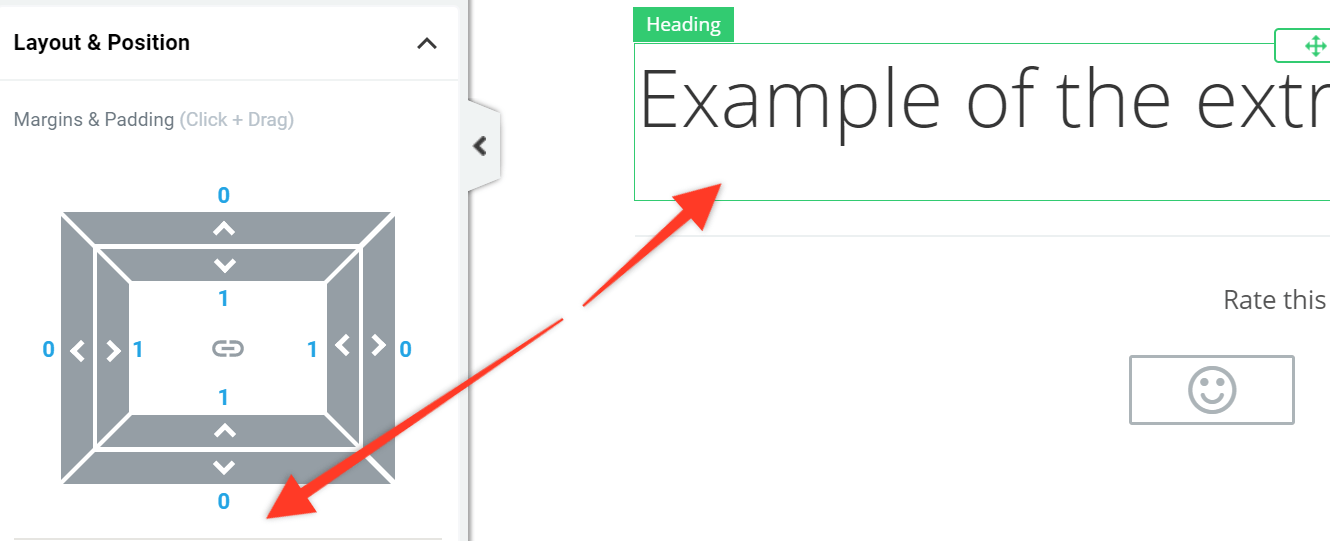 How to Remove Spacing Below Paragraphs & Headings