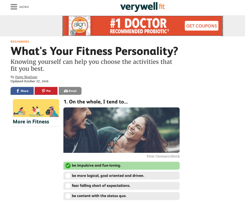 Personality Quizzes Are Bigger Than BuzzFeed  Here's How To