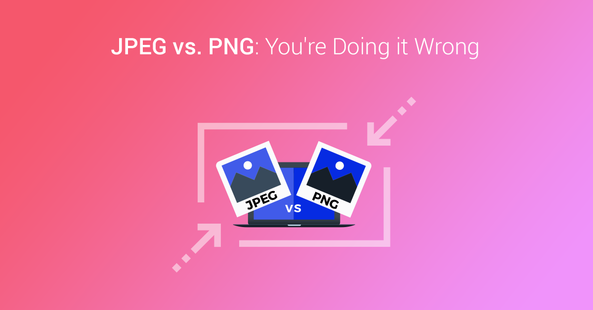 JPEG vs  PNG: Why Image Formats Matter for a Fast Website