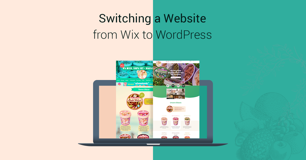 Website Makeover: From Wix to WordPress, Speed Improvements