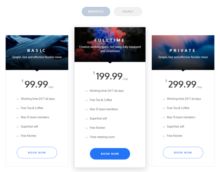 looking for a wordpress pricing table plugin use this instead