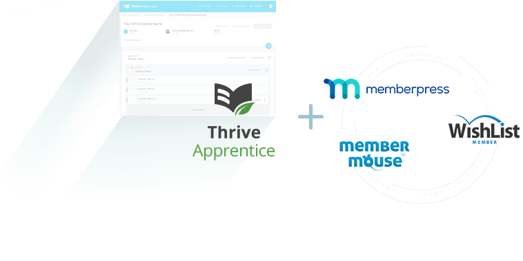 Thrive Apprentice: The Best Online Course Building Plugin for WordPress