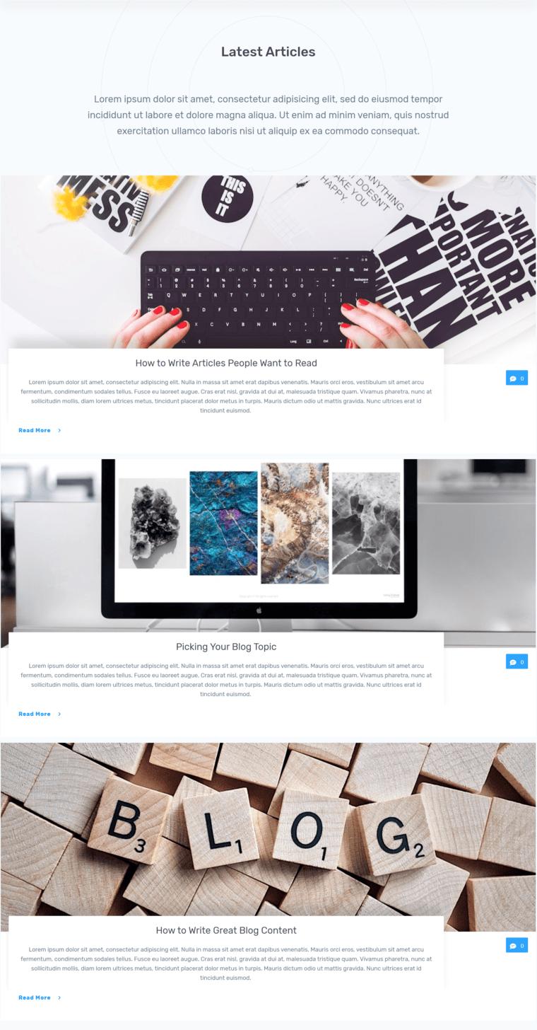 Post grid WordPress